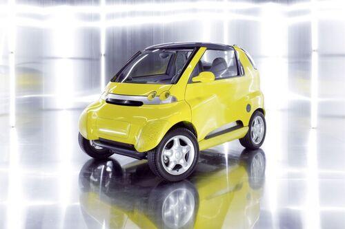 Smart, 20 anni fa nasceva la city car voluta da Mr Swatch (5)