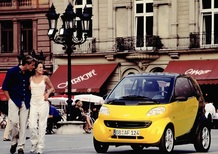 Smart, 20 anni fa nasceva la city car voluta da Mr Swatch