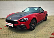 Abarth 124 Spider, l'elaborazione by Romeo Ferraris