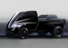Elon Musk apre la strada a un pick up truck Tesla