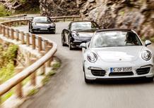 70° compleanno Porsche: Sportscar Together - The Italian Tour