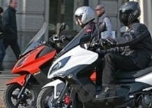 Kymco Downtown 300i e Xciting R 300i
