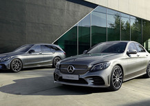 Mercedes Classe C M.Y 18. Nuovi motori e dotazioni