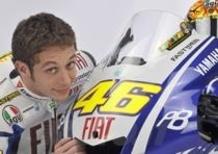 Presentata la Yamaha YZR M1 di Rossi e Lorenzo