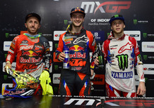 MX 2018, il GP d'Indonesia. Interviste dal podio