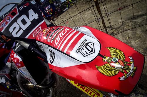Gallery MX 2018. Il GP d'Indonesia (6)
