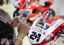Museo Ducati: arriva la guida multimediale per smartphone