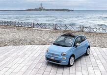 Fiat 500 Spiaggina '58: la special cabrio per il compleanno della 500 [video]