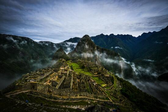 La magia di Macchu Picchu