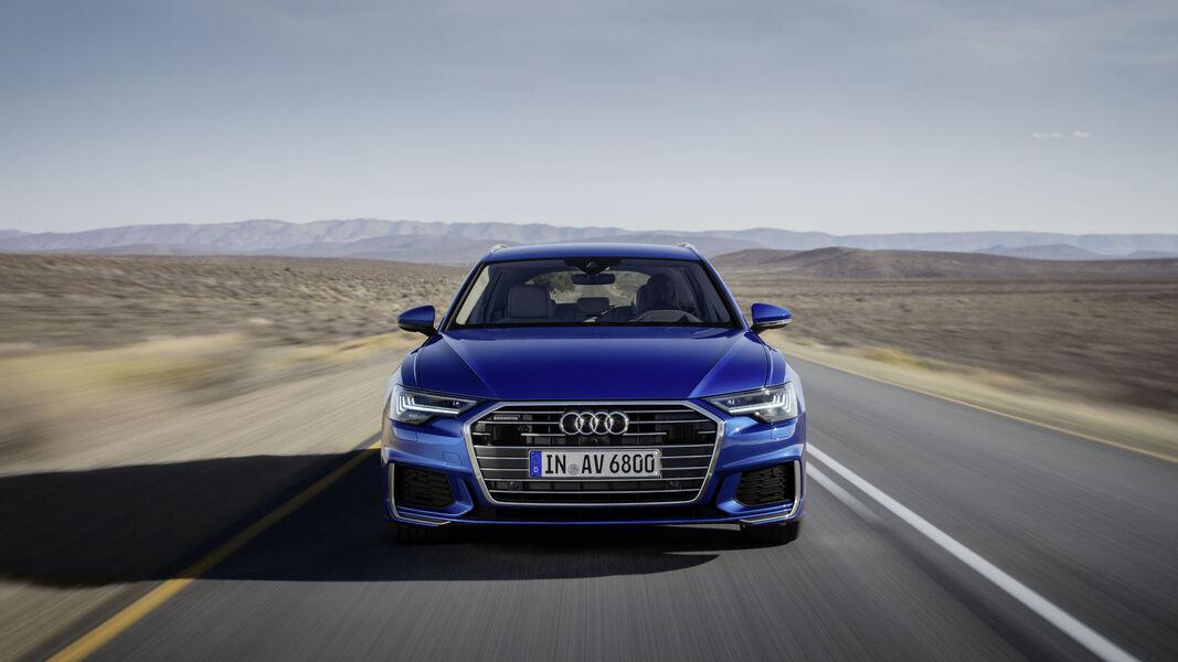 Audi A6 Avant 45 3.0 TDI quattro tiptronic Business Design (2)