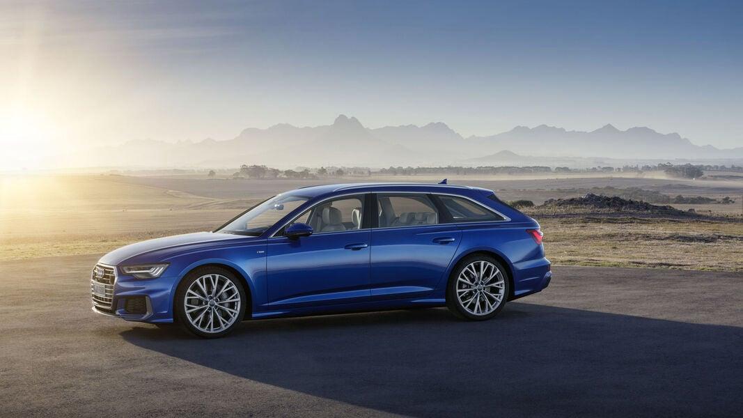 Audi A6 Avant (2018->>) (5)