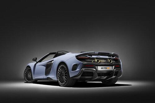 McLaren: omaggio alla P1 e 675LT in edizione limitata (4)