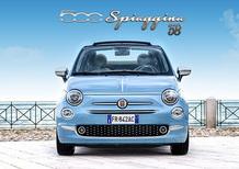 Promo Fiat 500: gamma da 9.950 €