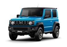 Suzuki Jimny, più dettagli sulla nuova generazione