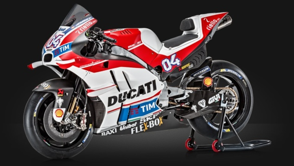 MotoGP. Presentazione team Ducati (3)