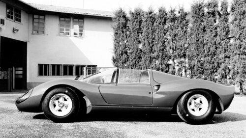 Le Ferrari Dino, dedicate ad Alfredo (5)