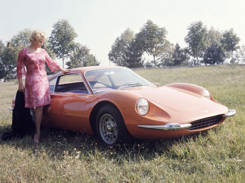 Le Ferrari Dino, dedicate ad Alfredo
