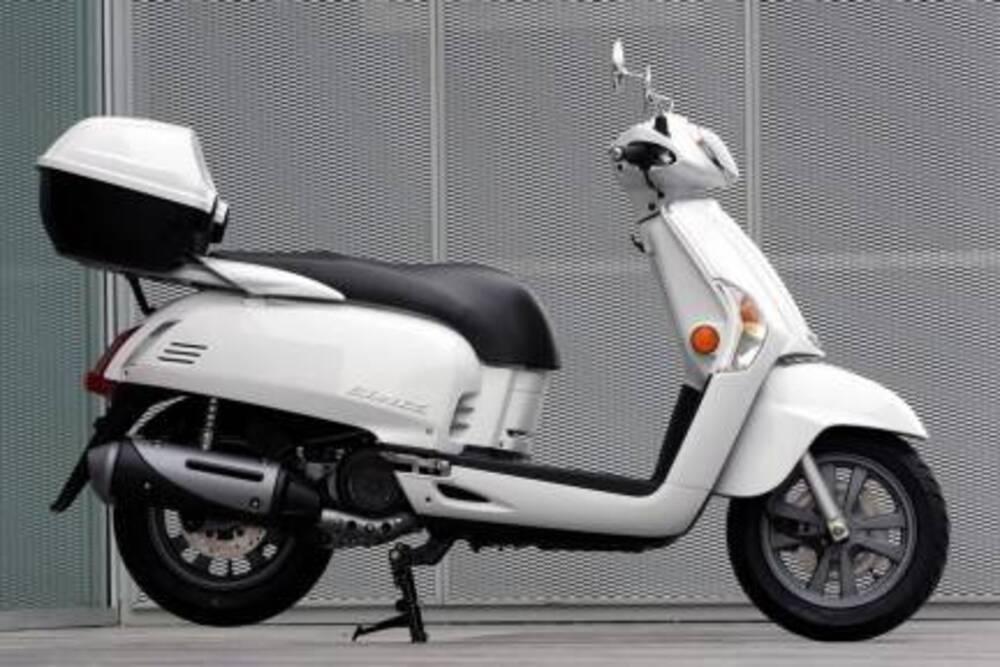 Kymco Like 200i (2009 - 17)