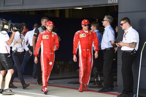 F1, GP Silverstone 2018: pole per Hamilton. Secondo Vettel (5)