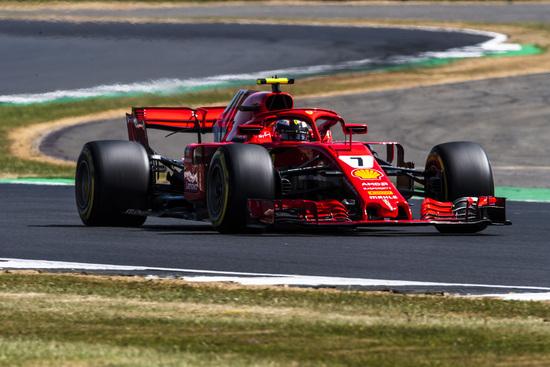 Kimi Raikkonen prenderà il via del GP di Monaco dalla terza posizione