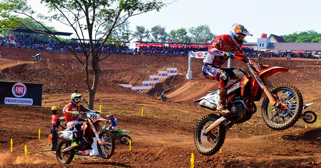 MXGP. Herlings e Prado vincono il GP di Indonesia