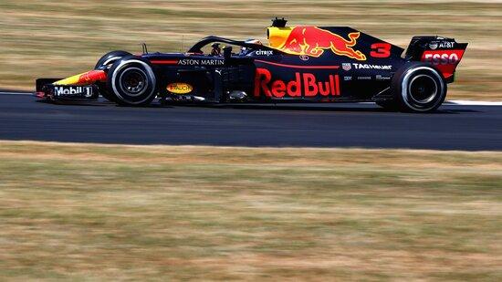 Quinta posizione per Ricciardo a Silverstone