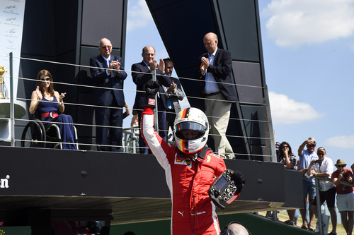 F1, GP Silverstone 2018: vince Vettel. Terzo Raikkonen (5)