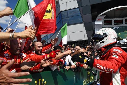 F1, GP Silverstone 2018: vince Vettel. Terzo Raikkonen (9)