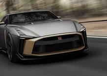 La Nissan GT-R 50 sarà prodotta in piccola serie