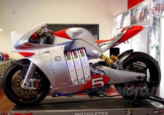 200 milioni di motocicli elettrici entro il 2016