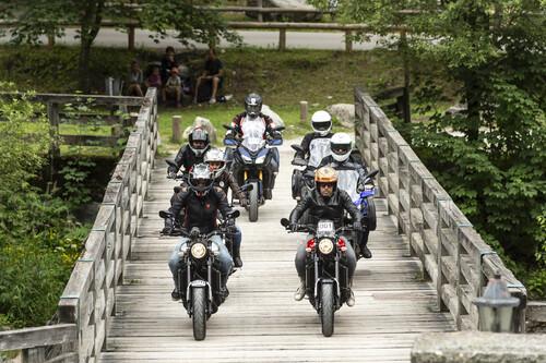 Dolomiti Ride 2018. Il Brenta in sella alla Yamaha Tracer 700 (7)