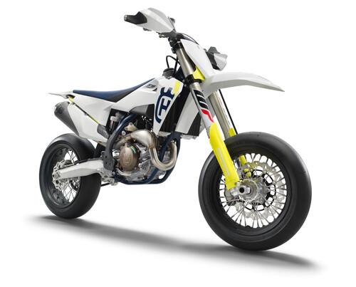 Husqvarna Motorcycles ha presentato la nuova FS 450 Supermoto MY 2019