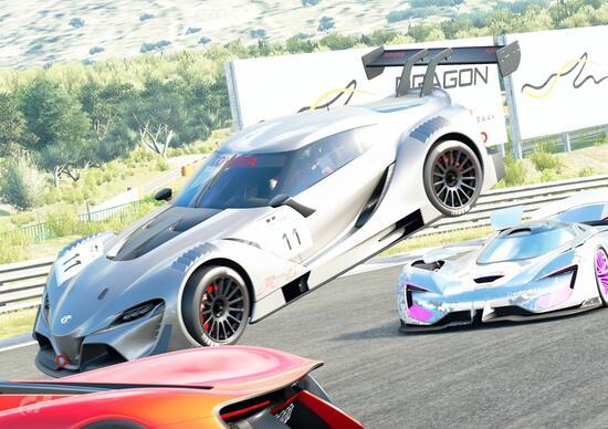 GT Sport, nuovo sistema di penalità