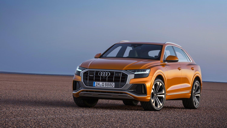 Audi Q8, i prezzi: si parte da 78.450 euro