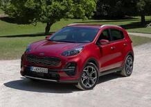 Kia Sportage 2018. Cambio a 8 marce e diesel mild hybrid [Video]