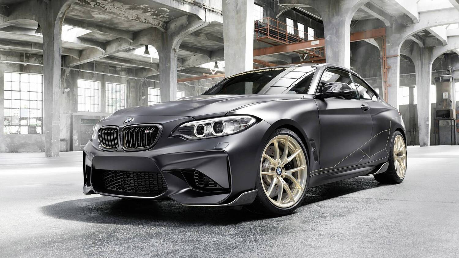BMW M2 M Performance Parts Concept, debutto a Goodwood