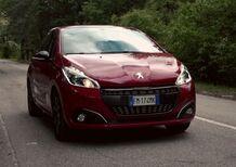 Peugeot 208 Black Line, 1.200 esemplari per l'Italia