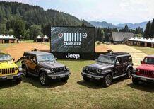 Camp Jeep 2018: 13-15 luglio, tutto quello che c'è da fare e vedere [Video]