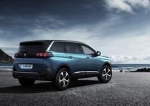 Peugeot 5008: nuovi motori Euro6.2 a braccetto dell'EAT8