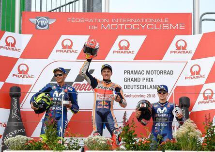 MotoGP 2018. Spunti, considerazioni e domande dopo il GP di Germania