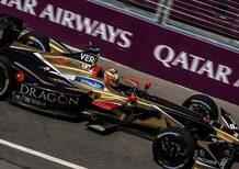 Formula E 2018, New York: Vince Vergne