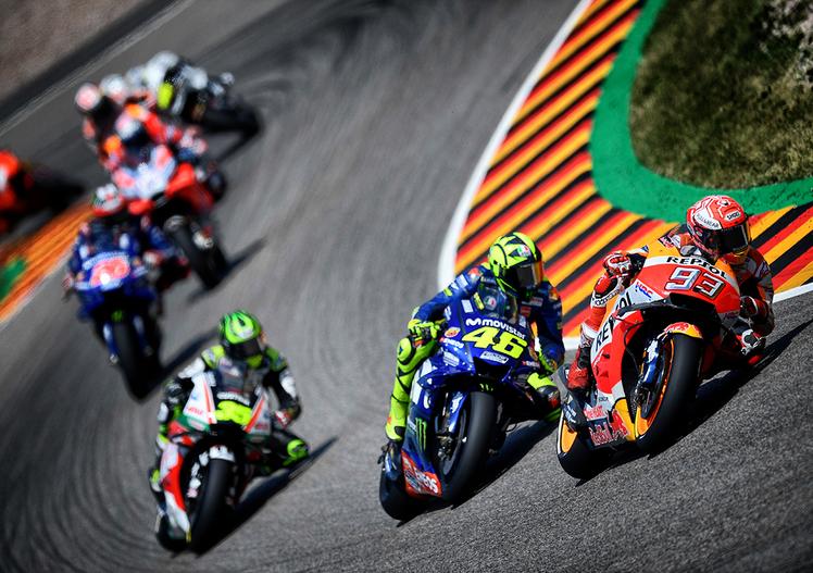 MotoGP 2018. Le pagelle del GP di Germania