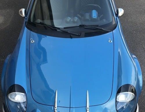 Smarlinette: un po' Alpine A110, un po' Smart Roadster