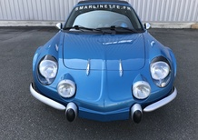 Smarlinette: un po' Alpine A110, un po' Smart Roadster