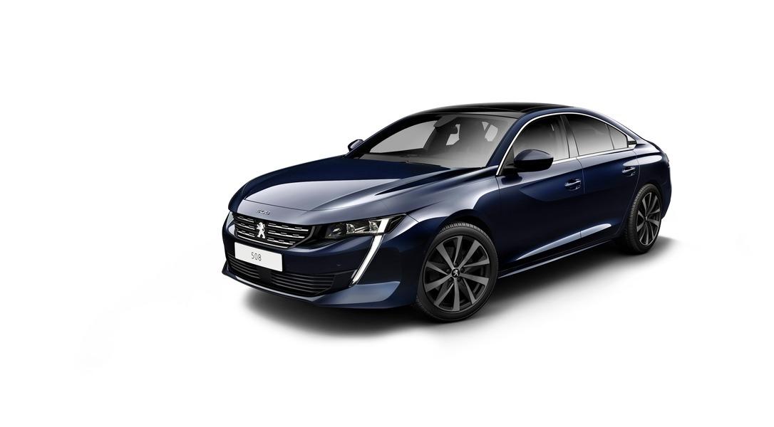 Peugeot 508 (2018->>) (2)