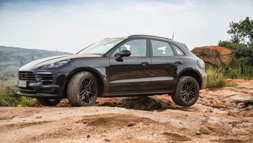 Porsche Macan restyling, in Sudafrica per gli ultimi ritocchi (8)