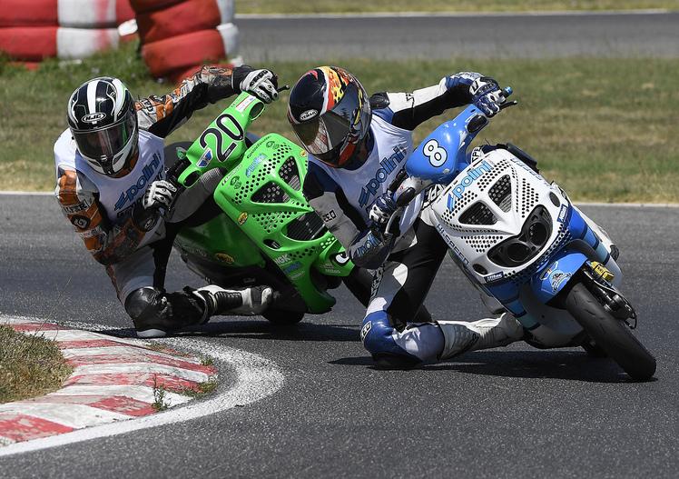 Polini Italian Cup, a Viterbo si è tenuta la quarta prova in pista