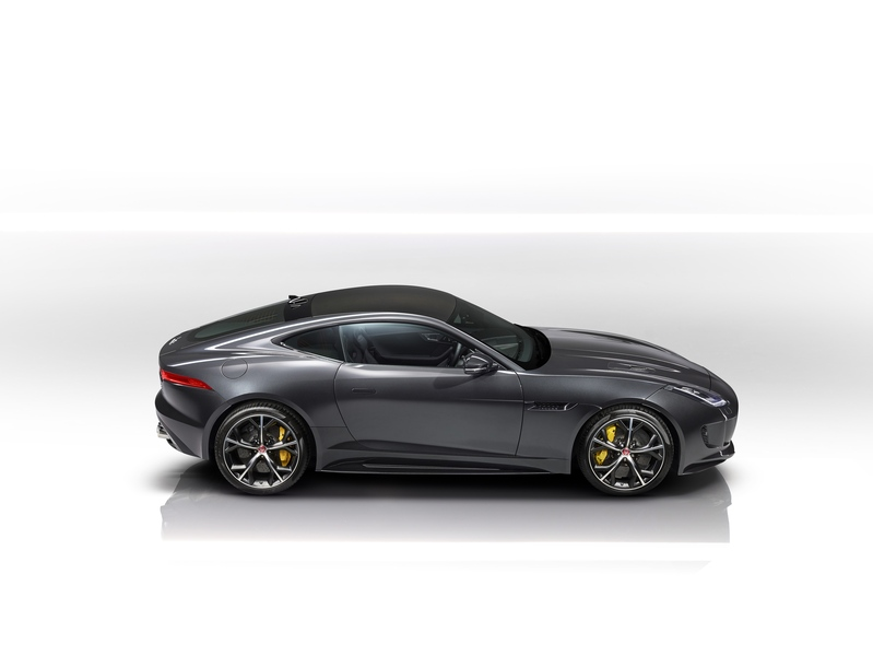 Jaguar F-Type Coupé (2)