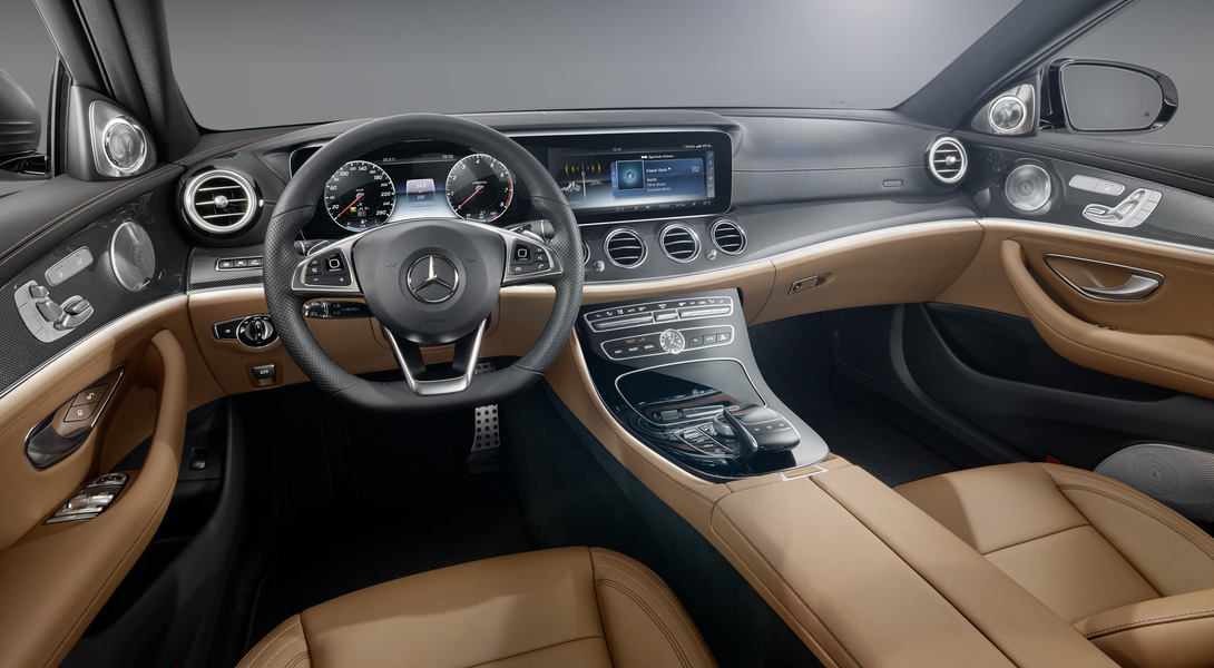 Mercedes-Benz Classe E (5)