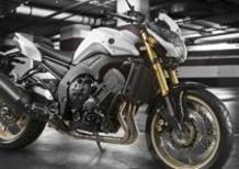 Svelata la Yamaha FZ8